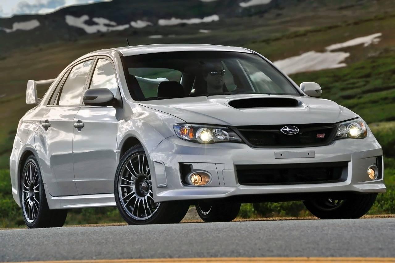 Subaru WRX STi 2014 - now Sedan #4