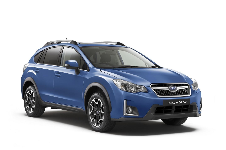 Subaru XV I 2011 - 2016 SUV 5 door #1
