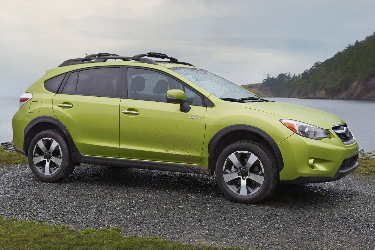 Subaru XV I 2011 - 2016 SUV 5 door #5