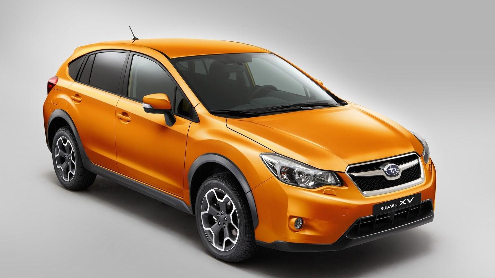 Subaru XV I Restyling 2016 - now SUV 5 door #6