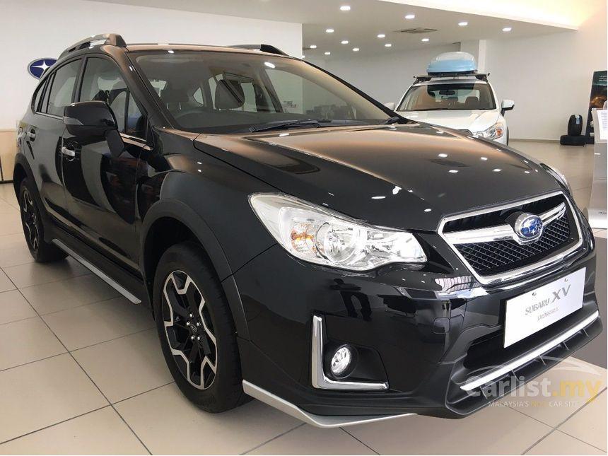 Subaru XV II 2017 - now SUV 5 door #3