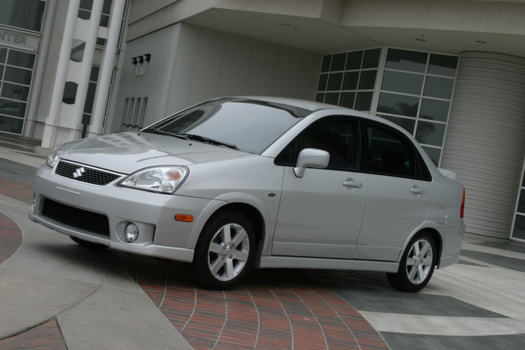 Suzuki Aerio 2001 - 2007 Sedan #2