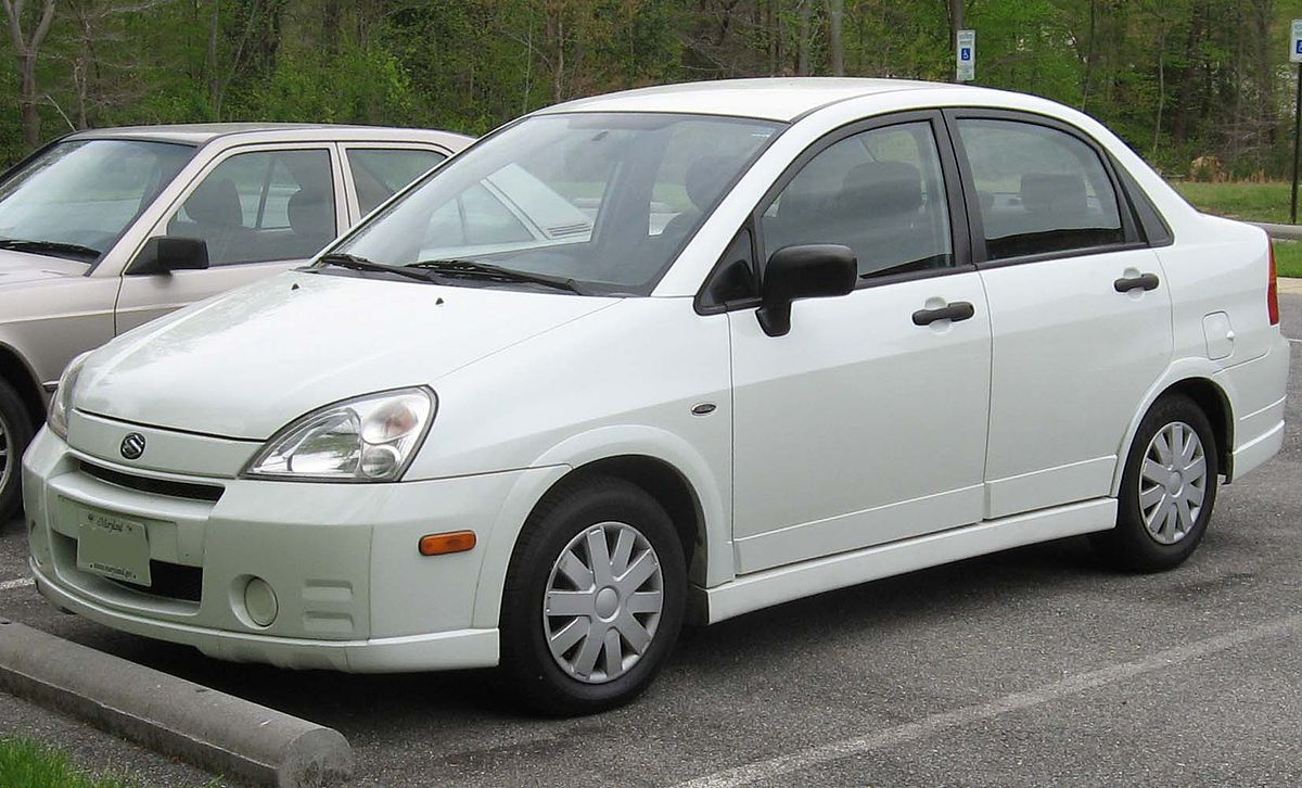 Suzuki Liana I Restyling 2004 - 2008 Station wagon 5 door #8