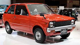 Suzuki Alto I 1979 - 1984 Hatchback 3 door #7