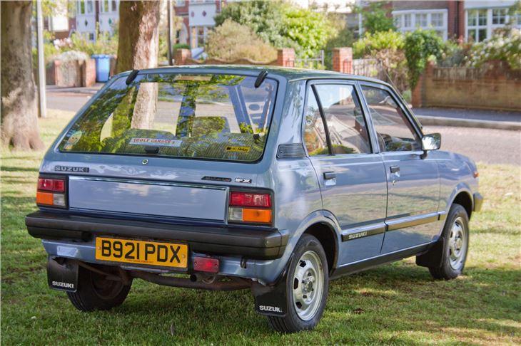 Suzuki Alto I 1979 - 1984 Hatchback 3 door #5