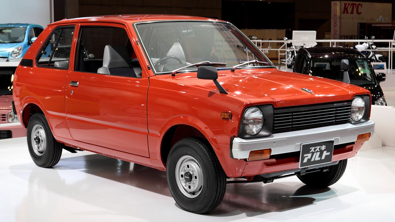 Suzuki Alto I 1979 - 1984 Hatchback 3 door #6