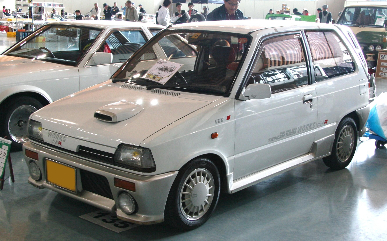 Suzuki Alto III 1988 - 1994 Hatchback 3 door #2