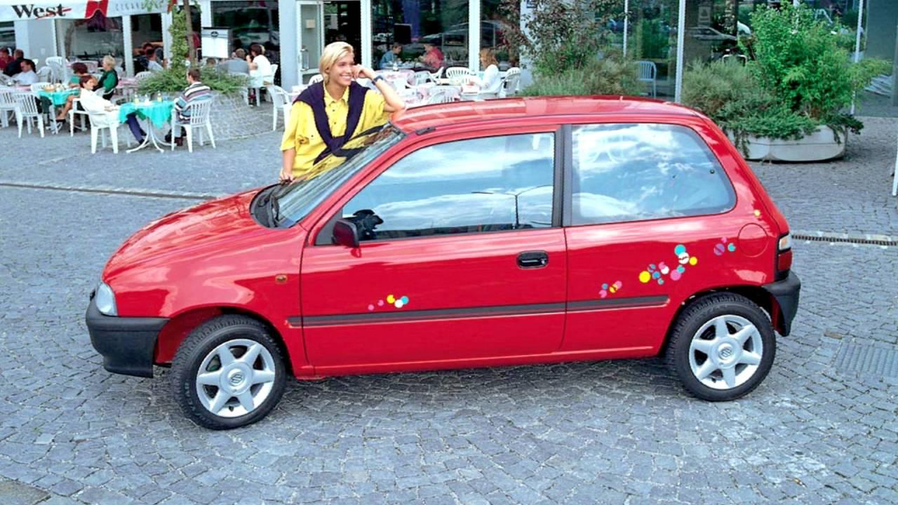 Suzuki Alto III 1988 - 1994 Hatchback 3 door #6