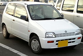 Suzuki Alto III 1988 - 1994 Hatchback 3 door #7