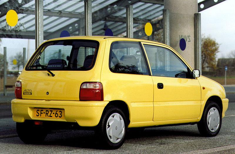 Suzuki Alto IV 1994 - 1998 Hatchback 5 door #1