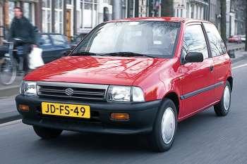 Suzuki Alto III 1988 - 1994 Hatchback 3 door #3