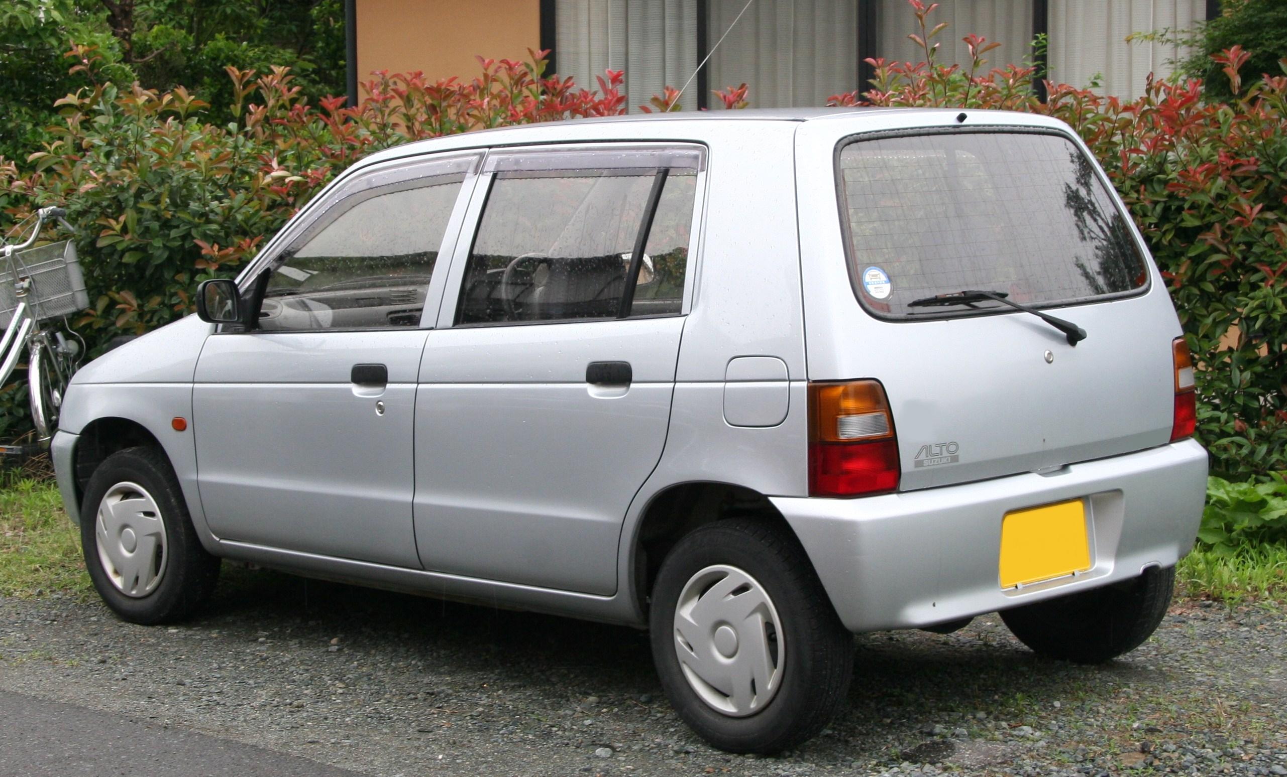 Suzuki Alto IV 1994 - 1998 Hatchback 5 door #4