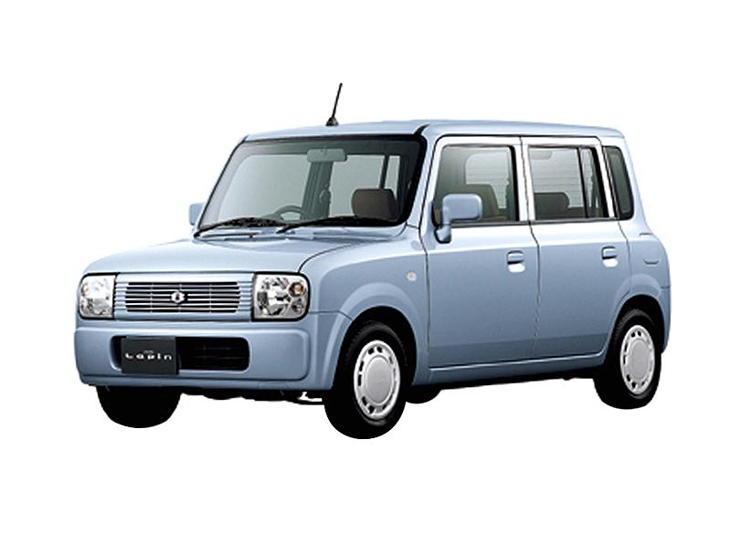 Suzuki Alto Lapin I 2002 - 2008 Hatchback 5 door #2