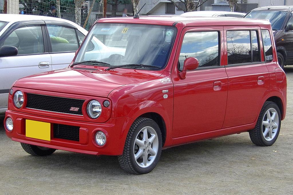 Suzuki Alto Lapin I 2002 - 2008 Hatchback 5 door #1