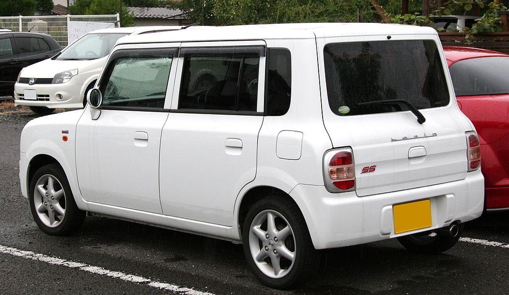 Suzuki Alto Lapin I 2002 - 2008 Hatchback 5 door #3