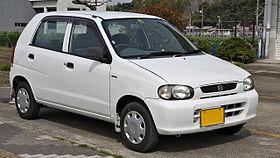 Suzuki Alto IV 1994 - 1998 Hatchback 5 door #3