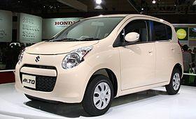 Suzuki Alto VII (HA25) 2009 - 2014 Hatchback 5 door #6