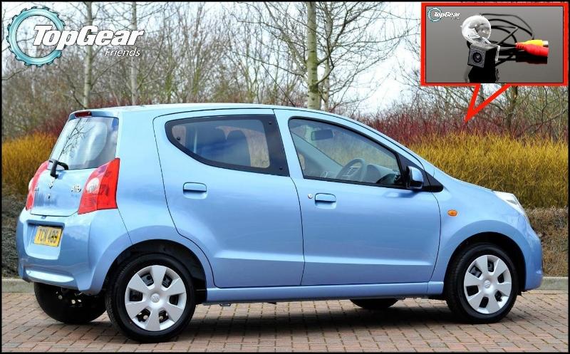 Suzuki Alto VII (HA25) 2009 - 2014 Hatchback 5 door #1