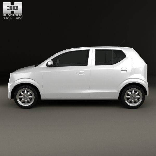 Suzuki Alto VIII (HA36) 2014 - now Hatchback 5 door #1