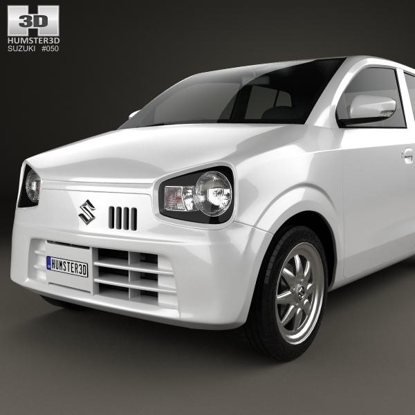 Suzuki Alto VIII (HA36) 2014 - now Hatchback 5 door #2