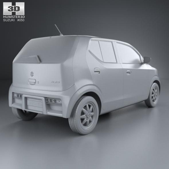 Suzuki Alto VIII (HA36) 2014 - now Hatchback 5 door #3