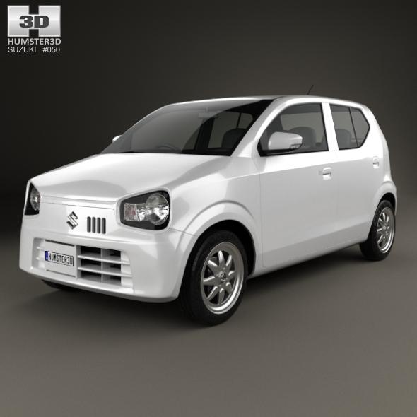 Suzuki Alto VIII (HA36) 2014 - now Hatchback 5 door #4