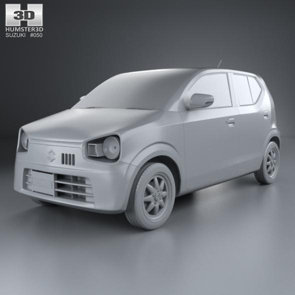 Suzuki Alto VIII (HA36) 2014 - now Hatchback 5 door #5