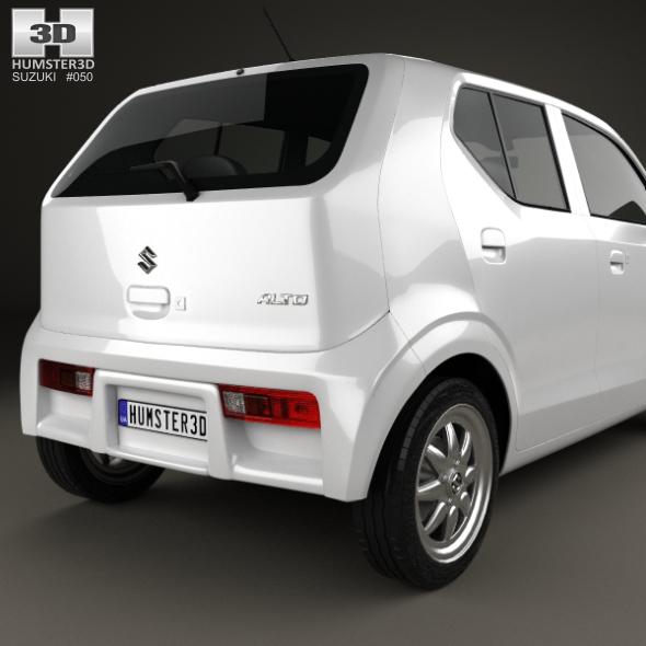 Suzuki Alto VIII (HA36) 2014 - now Hatchback 5 door #6