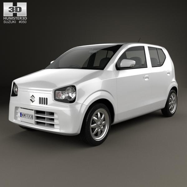 Suzuki Alto VIII (HA36) 2014 - now Hatchback 5 door #8