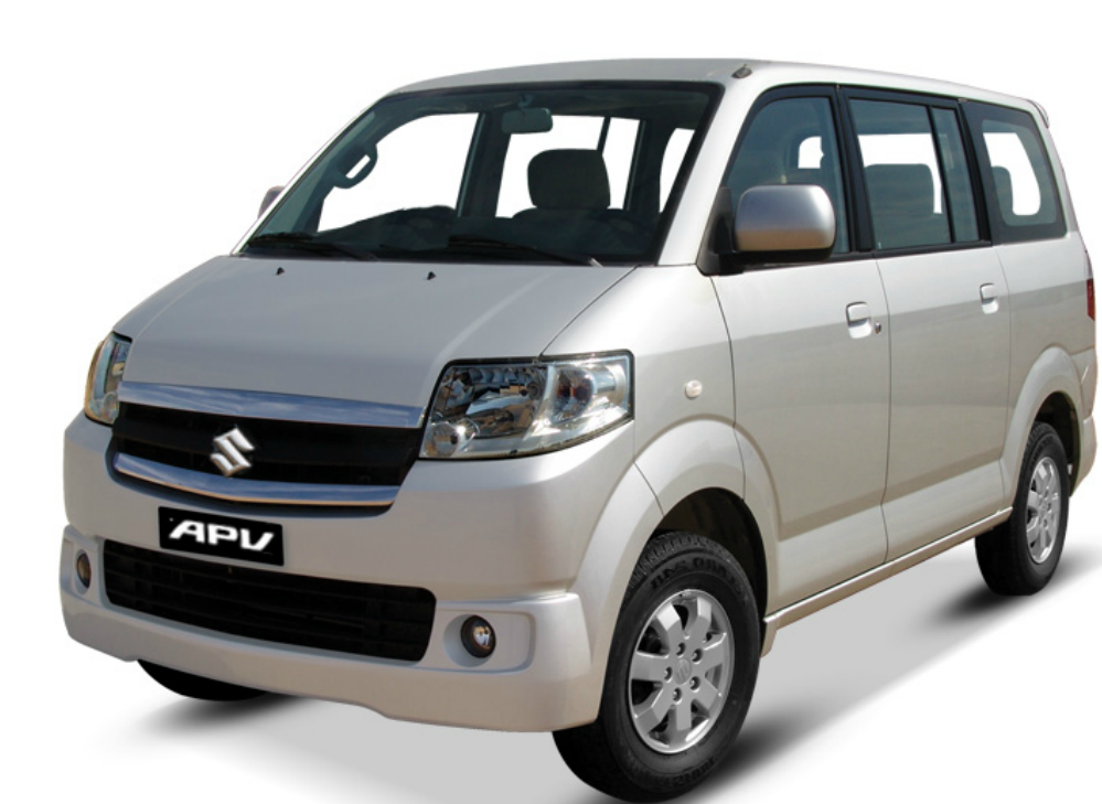 Suzuki APV I 2004 - now Minivan #1
