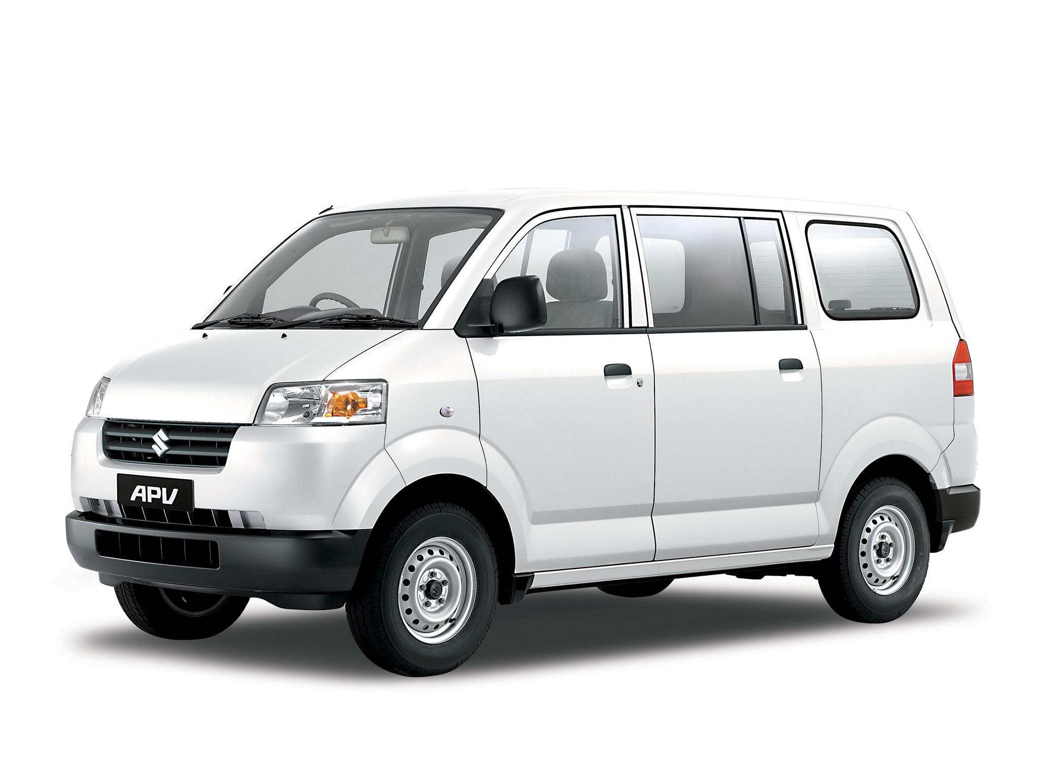 Suzuki APV I 2004 - now Minivan #2