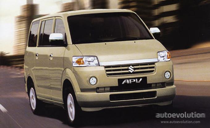 Suzuki APV I 2004 - now Minivan #4
