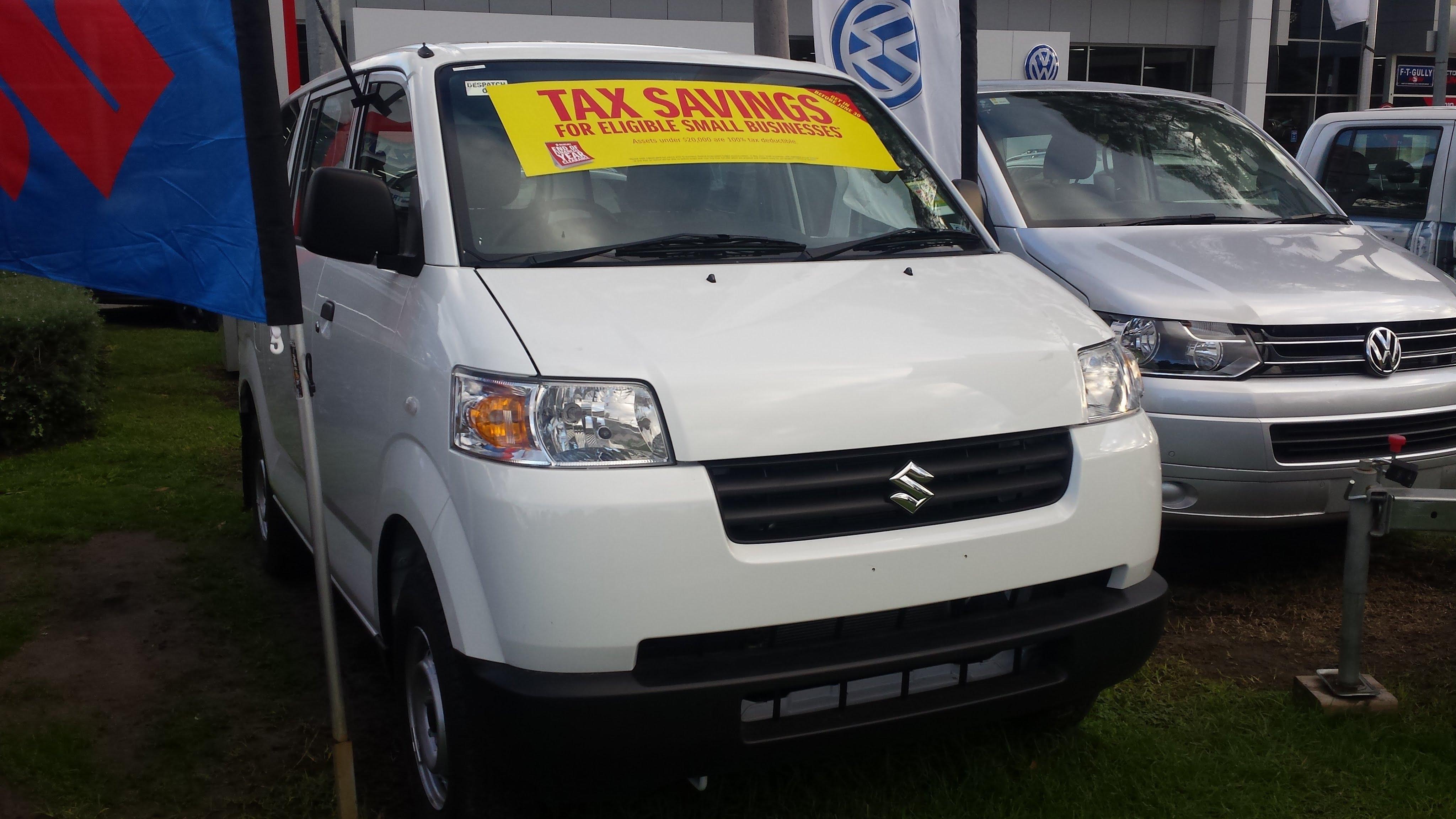 Suzuki APV I 2004 - now Minivan #7