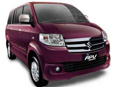 Suzuki APV I 2004 - now Minivan #6