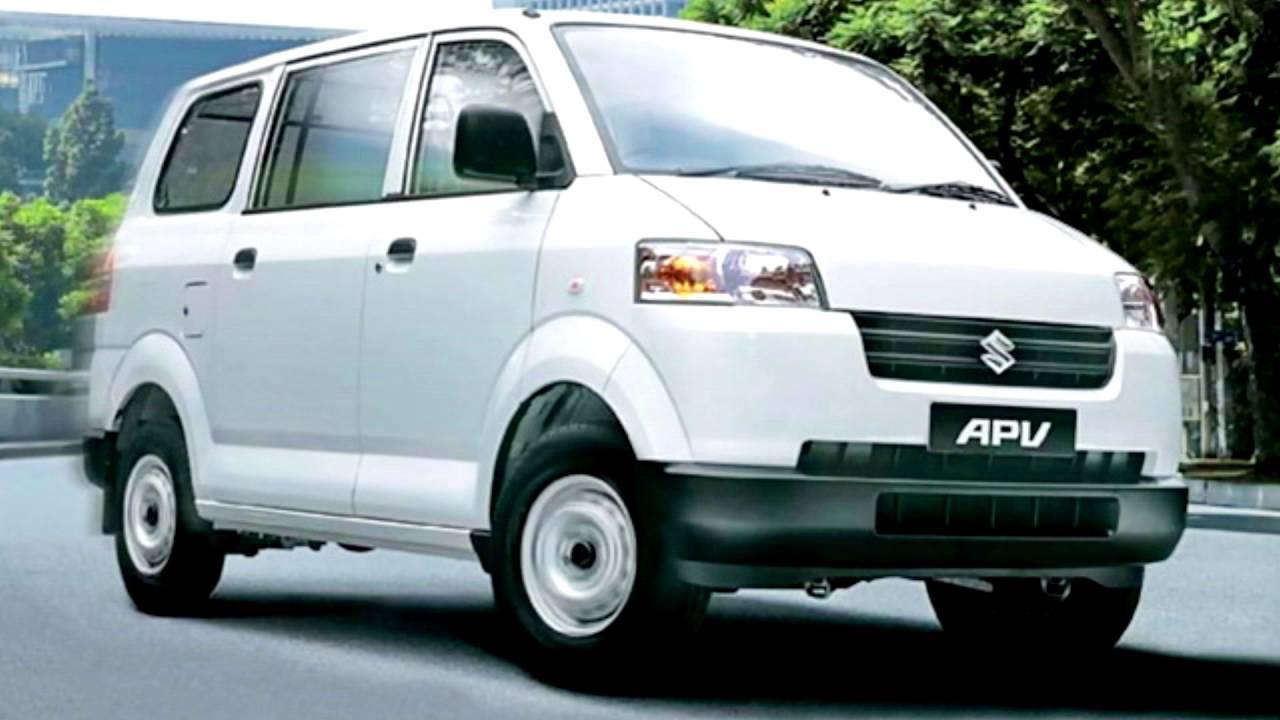 Suzuki APV I 2004 - now Minivan #8