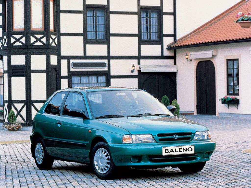Suzuki Baleno I 1995 - 2002 Sedan #5