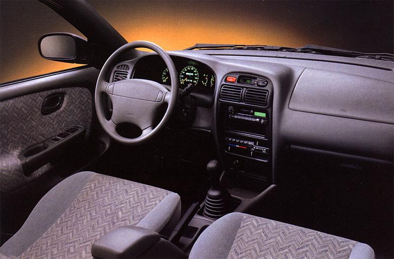 Suzuki Baleno I 1995 - 2002 Station wagon 5 door #5