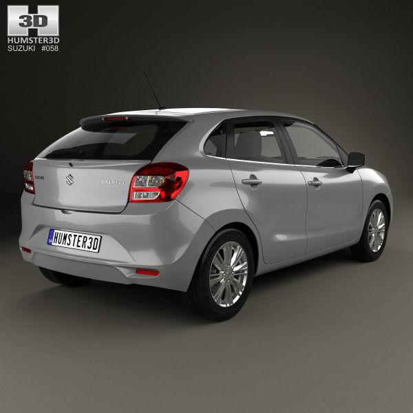 Suzuki Baleno II 2015 - now Hatchback 5 door #4