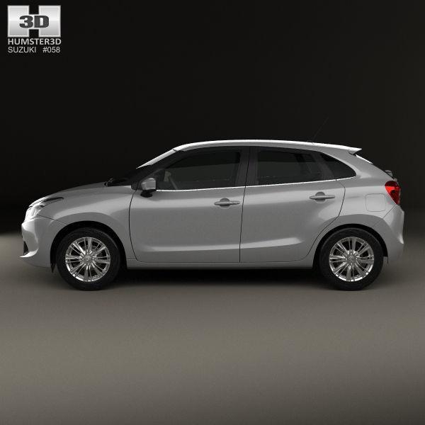 Suzuki Baleno II 2015 - now Hatchback 5 door #8