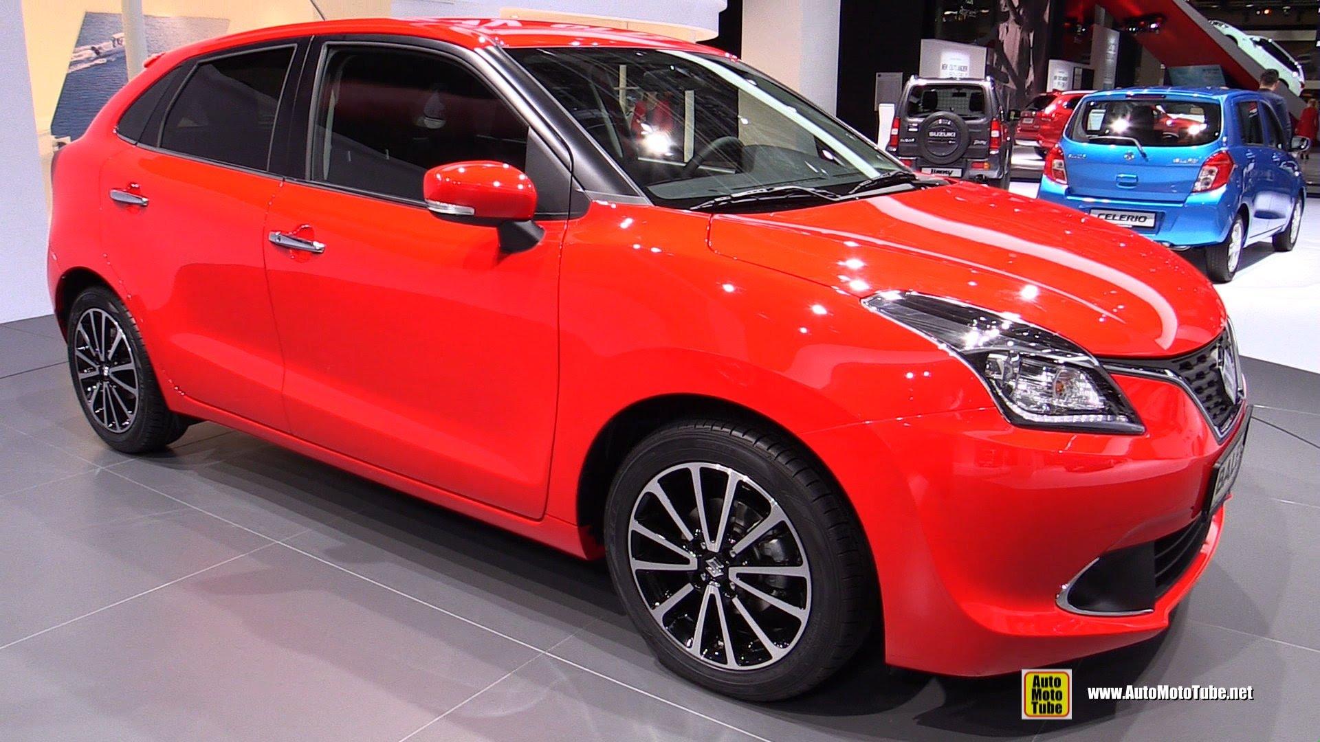 Suzuki Baleno II 2015 - now Hatchback 5 door #6