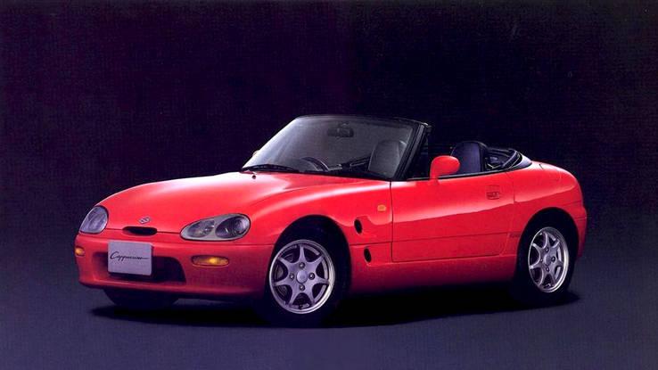 Suzuki Cappuccino 1991 - 1997 Roadster #1