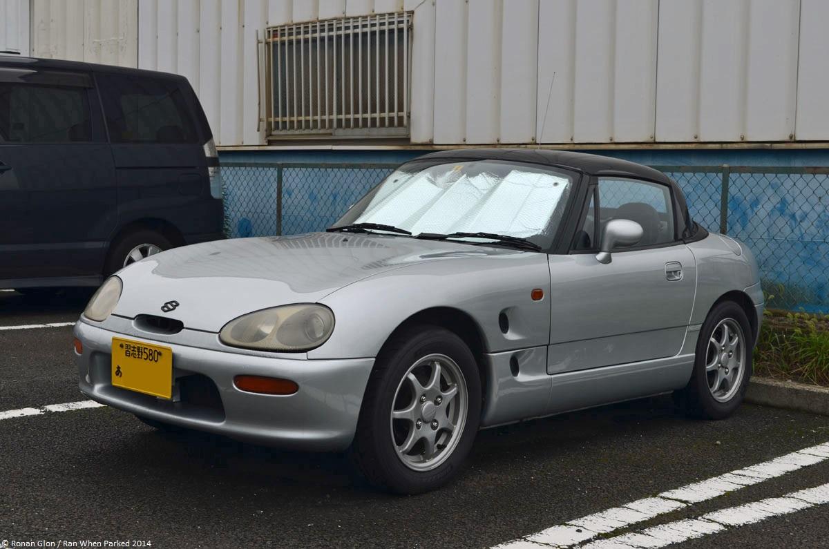 Suzuki Cappuccino 1991 - 1997 Roadster #7