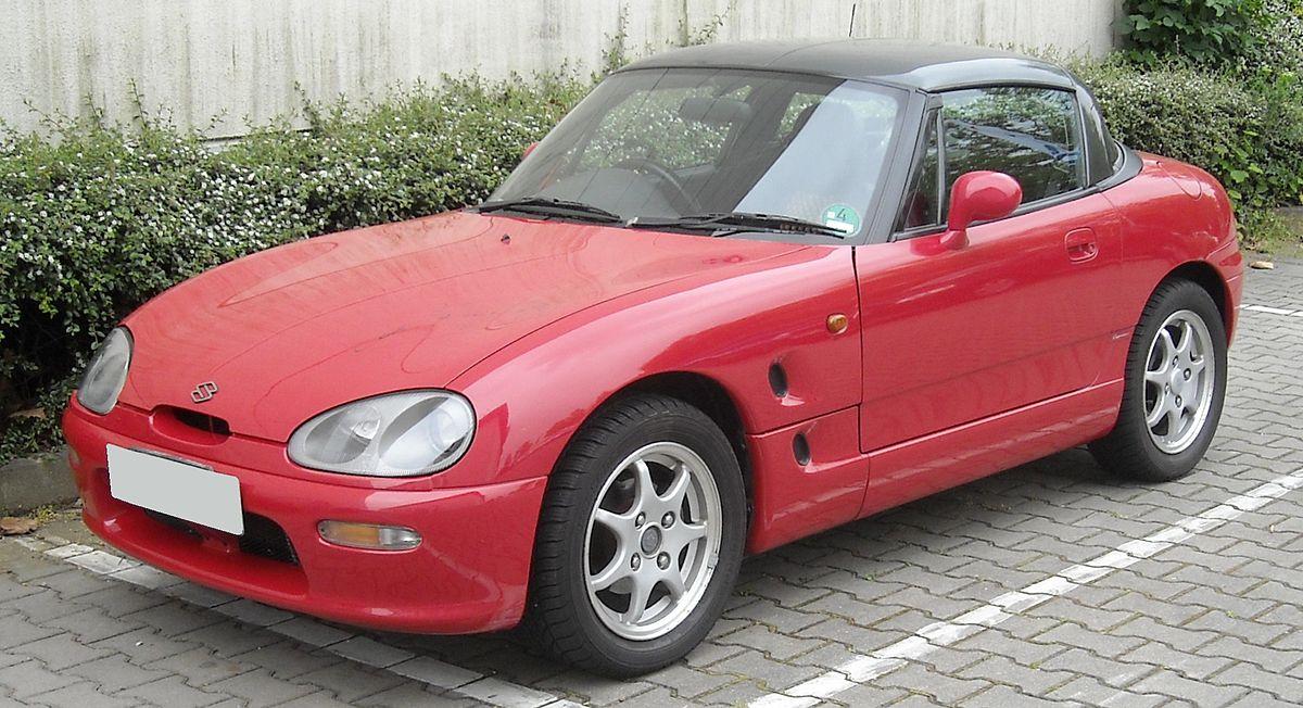 Suzuki Cappuccino 1991 - 1997 Roadster #8