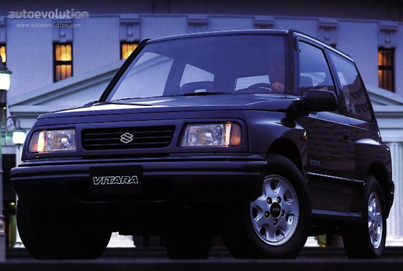 Suzuki Cara 1993 - 1995 Coupe #3