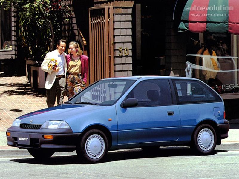 Suzuki Cara 1993 - 1995 Coupe #4