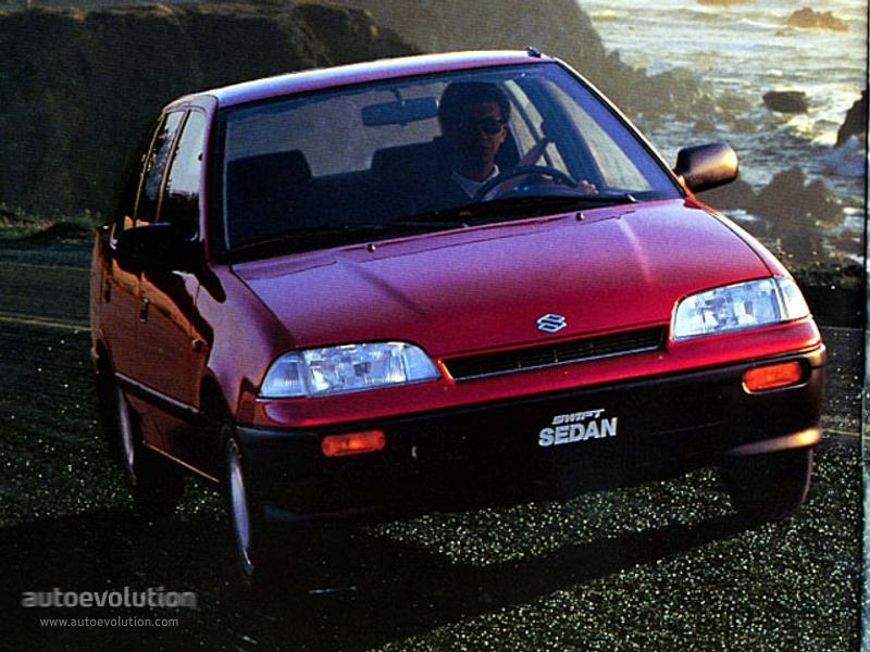 Suzuki Cara 1993 - 1995 Coupe #6