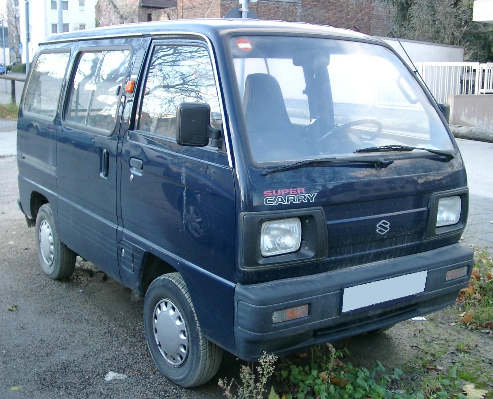 Suzuki Carry IX 1991 - 1998 Microvan #4