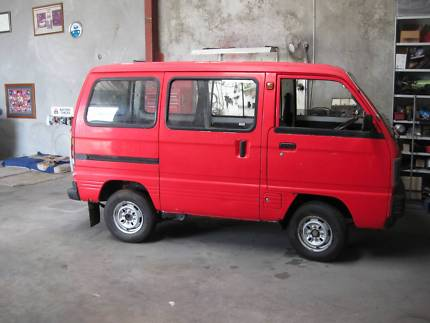 Suzuki Carry IX 1991 - 1998 Microvan #3