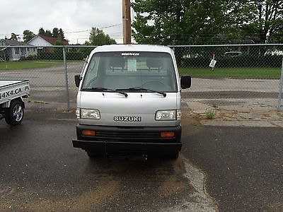 Suzuki Carry IX 1991 - 1998 Microvan #2