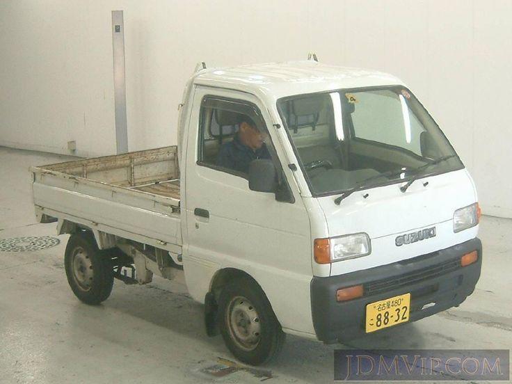 Suzuki Carry IX 1991 - 1998 Microvan #8